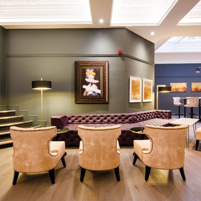 Mercure Hotel – Leicester